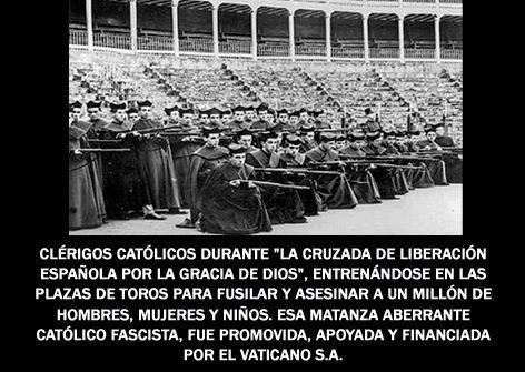 102- GLERICOS CATOLICOS ASESINOS