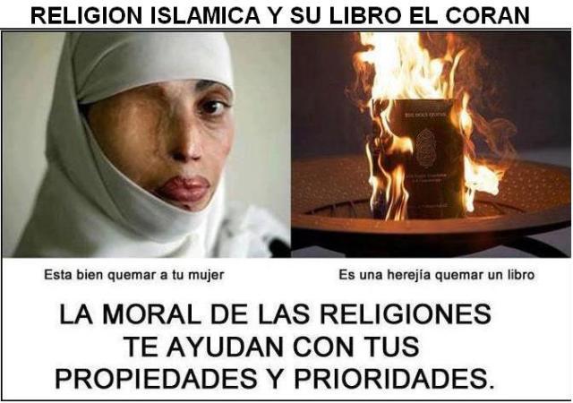 3- RELIGION ISLAMICA Y SU LIBRO EL CORAN