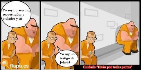 35- CUIDADO, ESTAN POR TODOS LADOS