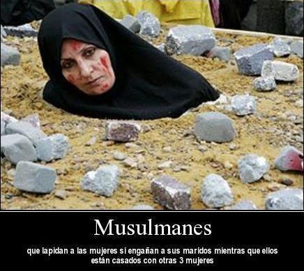 4- LAPIDACION Y ISLAMISMO