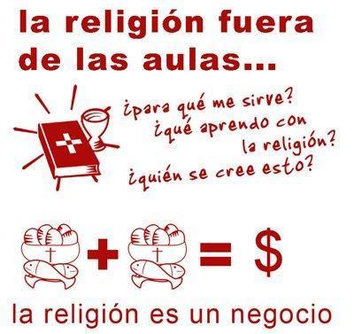54- EL NEGOCIO DE LA RELIGION