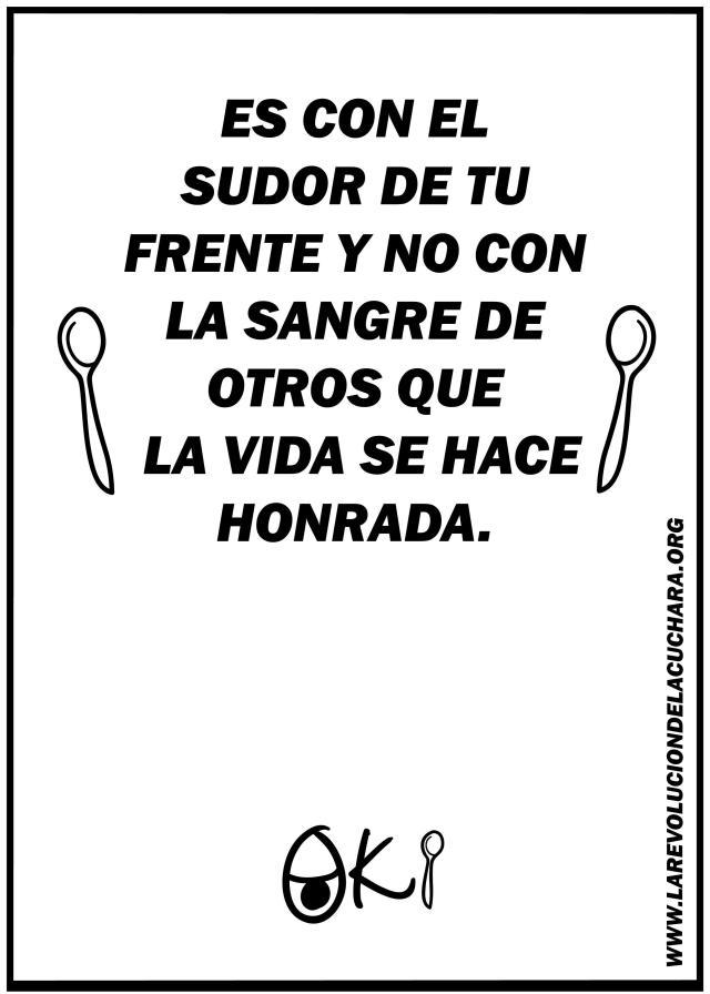 64- SANGRE NO ES HONRADEZ