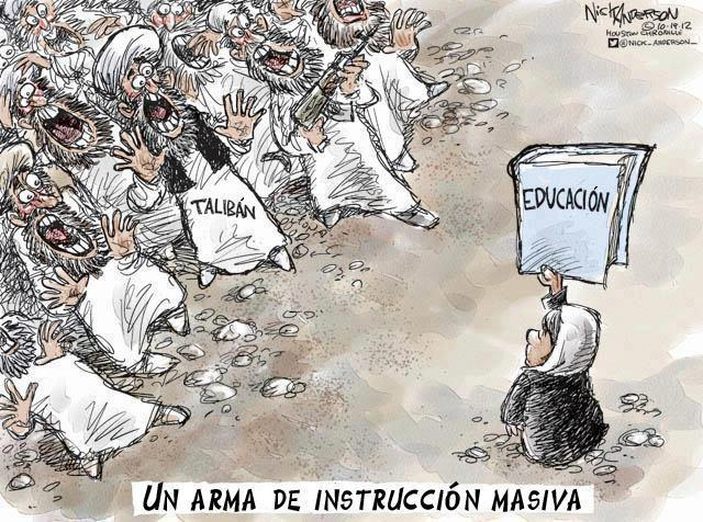 85- TALIBANES VRS EDUCACION